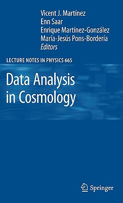 Data Analysis in Cosmology (Lecture Notes in Physics)