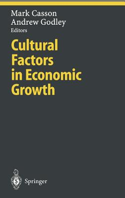 Image for Cultural Factors in Economic Growth (Ethical Economy)