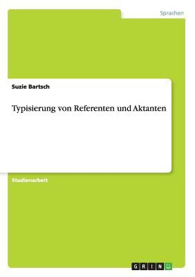 Image for Typisierung von Referenten und Aktanten (German Edition)