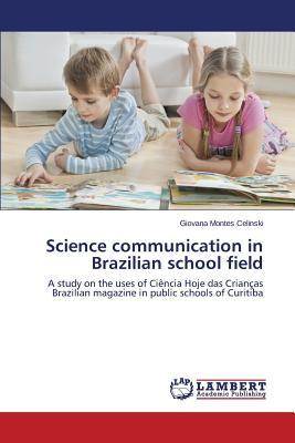 Image for Science communication in Brazilian school field