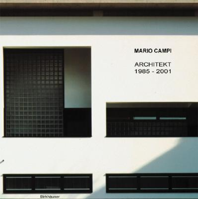 Image for Mario Campi: Architect 1985-2000