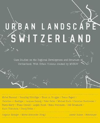 Urban Landscape Switzerland, Tettamanti, Joel