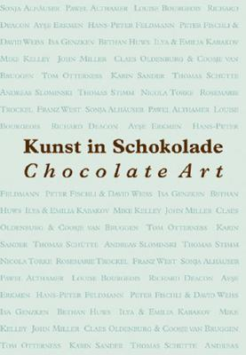 Image for Chocolate Art / Kunst in Schokolade (English and German Edition)