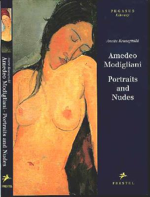 Image for Amedeo Modigliani: Protraits and Nudes (Pegasus Library)