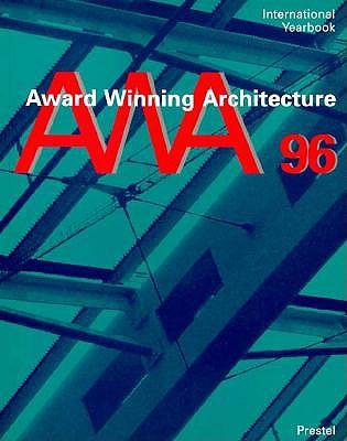 Image for Award-Winning Architecture 96: International Yearbook