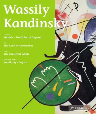 Wassily Kandinsky  (Living Art series), Duchtung, Hajo,  Kandinsky, Wassily