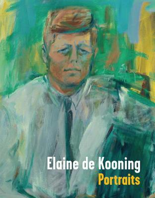 Image for Elaine de Kooning: Portraits