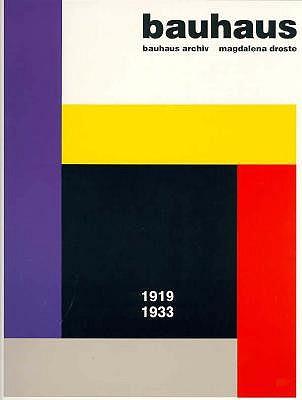 Image for BAUHAUS 1919-1933