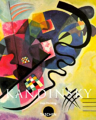 Wassily Kandinsky, 1866-1944: A Revolution in Painting, DUCHTING, Hajo