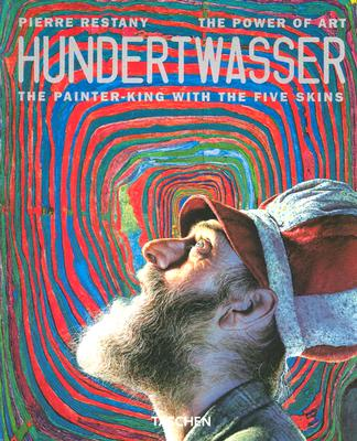 Image for HUNDERTWASSER : THE PAINTER-KING WITH TH