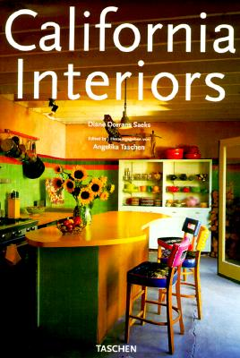 Image for California Interiors (Jumbo) (English, French and German Edition)