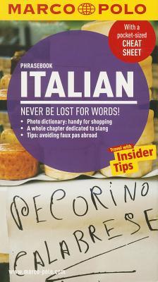 Italian Marco Polo Phrasebook, Marco Polo Travel Publishing