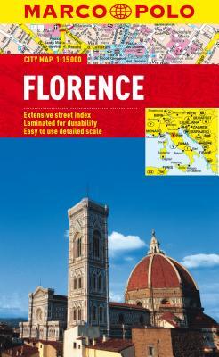 Florence Marco Polo City Map (Marco Polo City Maps), Marco Polo Travel Publishing