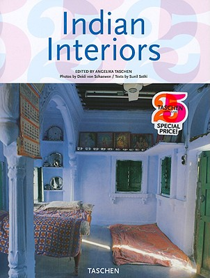 "Indian Interiors / Interieurs De L""inde, Taschen, Angelika (editor)"