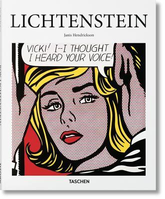Image for Lichtenstein (Basic Art Series 2.0)