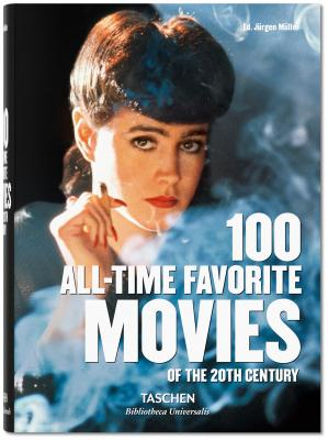 Image for 100 All-Time Favorite Movies of the 20th Century (Bibliotheca Universalis)