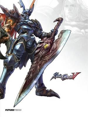 Soulcalibur V The Official Guide, Future Press
