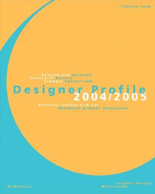 Designer Profile 2004/2005 Designers Present Themselves 2-volume-set, Princeton Architectural Press