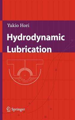 Hydrodynamic Lubrication, Hori, Yukio