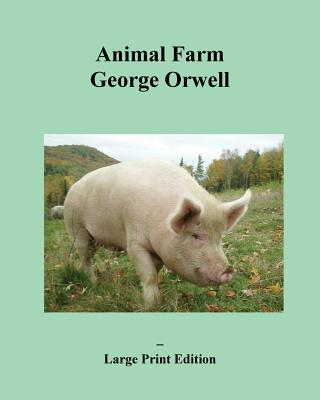 Image for Animal Farm - Large Print Edition