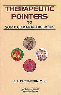 Image for Therapeutic Pointers to Some Common Diseases