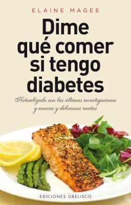 Image for Dime que comer si tengo diabetes (Coleccion Salud y Vida Natural) (Spanish Edition)