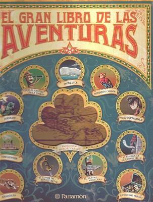 El Gran Libro de las Aventuras (Spanish Edition)