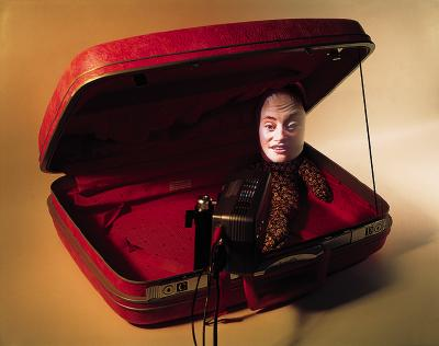 Image for Tony Oursler
