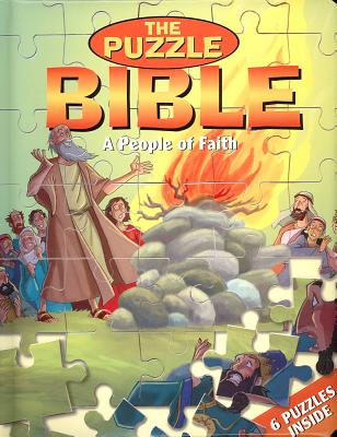 Image for A People of Faith (Puzzle Bible)
