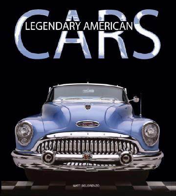 Image for Legendary American Cars (New Extended Edition)