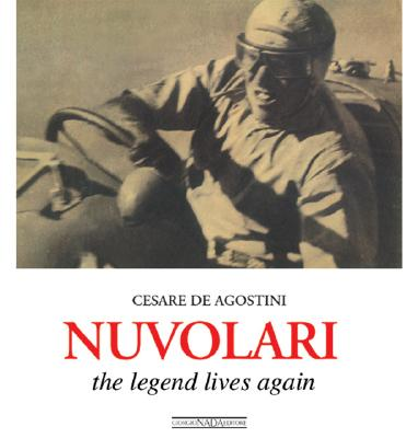 Nuvolari: The Legend Lives Again, De Agostini, Cesare
