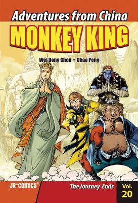 Image for Monkey King # Volume 20 : The Journey Ends