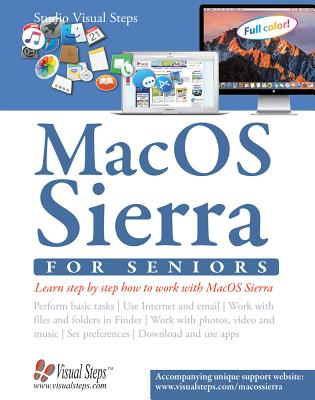 Image for MacOS Sierra for Seniors: The perfect computer book for people who want to work with MacOS Sierra (Computer Books for Seniors series)