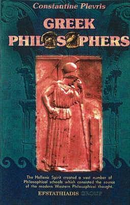 Greek Philosophers, Constantine Plevris
