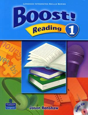 Image for Boost! Reading Level 1 Student Book