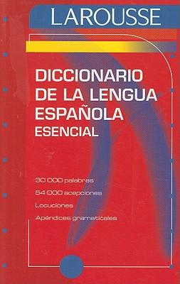 Image for Diccionario Esencial de la Lengua Espanola