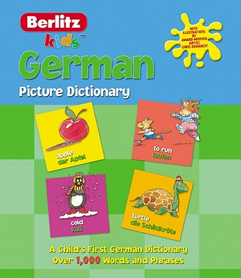 Image for Berlitz German Picture Dictionary