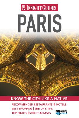 Insight Guides Paris (City Guide)