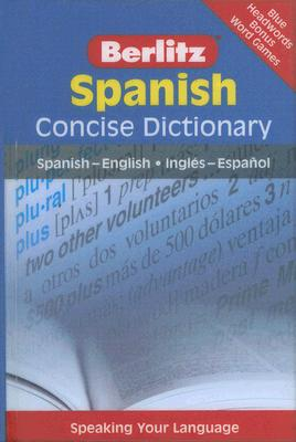 Image for SPANISH CONCISE DICTIONARY : SPANISH/ENG
