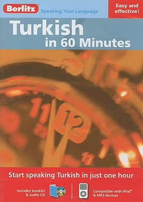 Image for Berlitz Turkish in 60 Minutes (Berlitz in 60 Minutes)