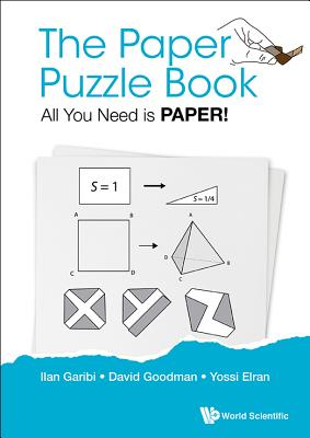 Image for The Paper Puzzle Book : All You Need is Paper!
